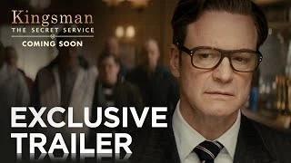 Kingsman: The Secret Service | Exclusive Trailer [HD]