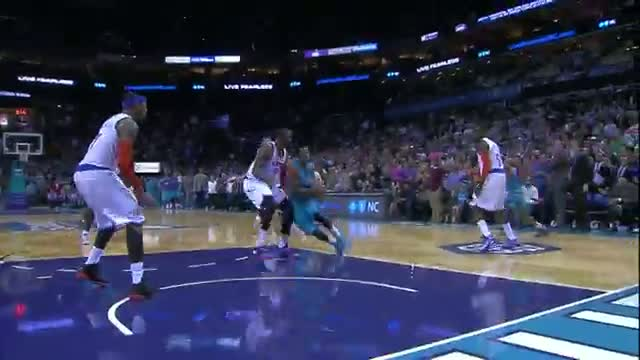 Kemba Walkers Beats Knicks with Clutch Drive - Taco Bell Buzzer Beater