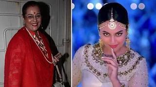Sonakshi's Mom Appreciates Daughter's Acting Skills