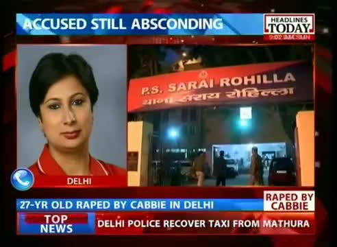 Uber Delhi cab rape case: Driver identified, on the run video