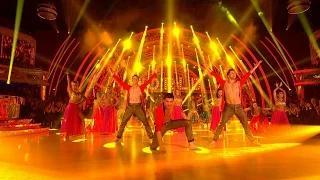 Strictly Come Dancing 2014: Strictly Pros Bollywood Dance for Around the World Week
