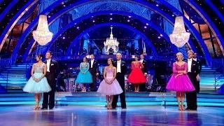 Strictly Come Dancing 2014: Strictly Quarter-Finalists Dance in the Waltz-a-Thon
