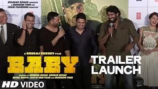 Exclusive: 'Baby' Trailer LAUNCH - Akshay Kumar | Neeraj Pandey