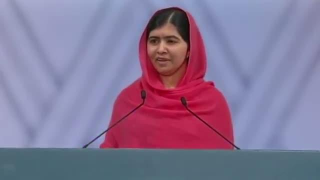 Malala Yousafzai's Nobel Peace Prize acceptance speech video