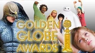 2015 Golden Globe Award Nominations Announced Video