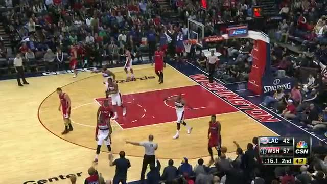 NBA: Clippers vs. Wizards Highlights - December 12th