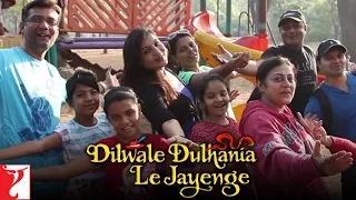 Memories of Dilwale Dulhania Le Jayenge (1994) - 1000WeeksOfDDLJ