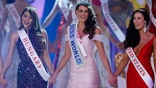 Miss World 2014 - Rolene Strauss Miss South Africa wins winner the crown