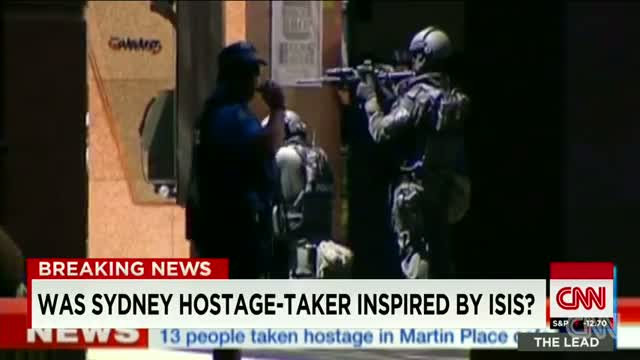 Was Sydney hostage-taker inspired by ISIS?