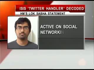 ISIS 'Twitter Handler' decoded Video