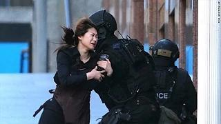 Sydney Hostage Crisis - ISIS Takes 15 People Hostage In Cafe Video