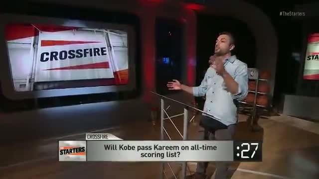 NBA: Can Kobe catch Kareem? - The Starters