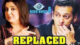 Bigg Boss 8 HOST Salman Khan GETS REPLACED by Farah Khan - SHOCKING VIDEO
