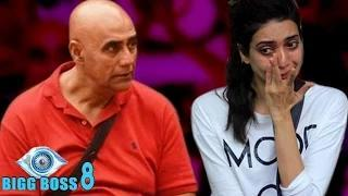 Bigg Boss 8 contestant Puneet Issar's daughter INSULTS Karishma Tanna Video
