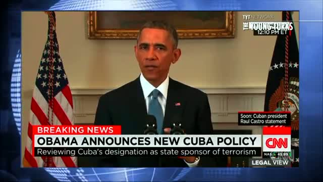 Major Shift In US-Cuba Relations - Trade, Diplomacy To Flow Video