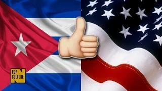 President Obama Announces Monumental Move to Repair Relationship Between U.S. and Cuba Video