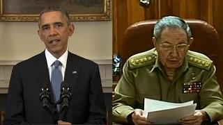 President Obama May Be One Giant Step Closer to Visiting Cuba Video