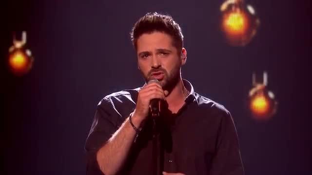 X Factor UK 2014 - Ben Haenow sings Leonard Cohen's (Jeff Cutt version) Hallelujah | Live Semi-Final