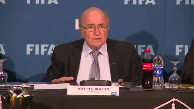 FIFA Will Not Reopen 2018, 2022 World Cup Votes Video