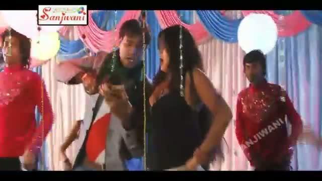 La Hai Danta Hilaw Adha Ghanta - New Bhojpuri Hot Video Song | Guddu Rangila, Punam Panday