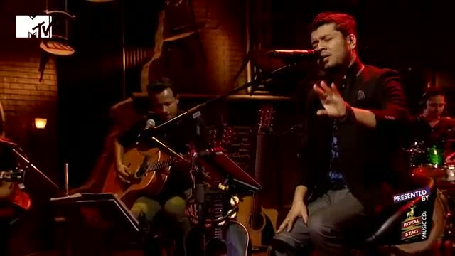 MTV Unplugged Season 4 - 'Ranjish he sahi' by Papon