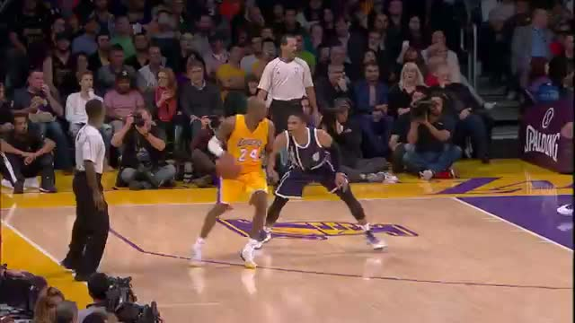 Top 10 NBA Assists of the Week: 12/14-12/20