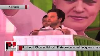 Rahul Gandhi applauds functioning of Kerala Congress