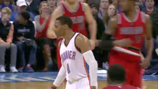 NBA: Lillard and Westbrook Square Off with 40-Point Performances