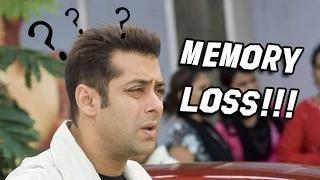 Salman Khan Suffers From 'Short Term Memory Loss'