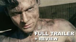 Unbroken Official Trailer + Trailer Review - Angelina Jolie, Jack O'Connell : Beyond The Trailer