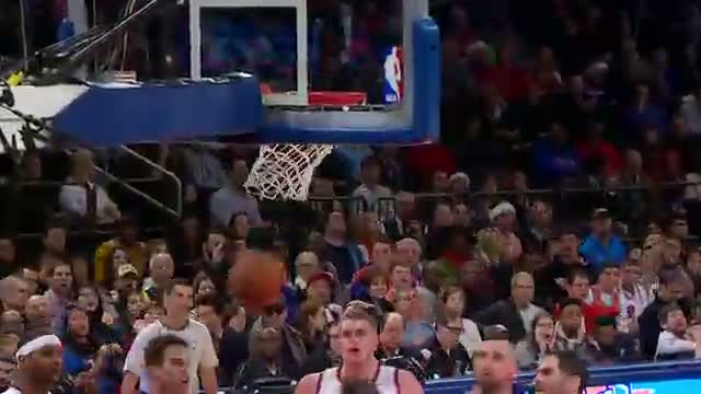 NBA: John Wall's Amazing 360 Layup from All Camera Angles!