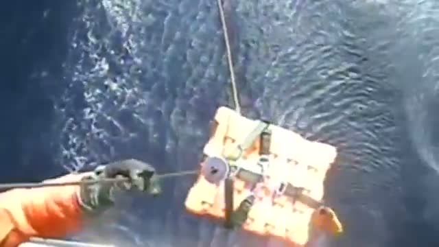 Coast Guard Helps Boaters in Distress Video