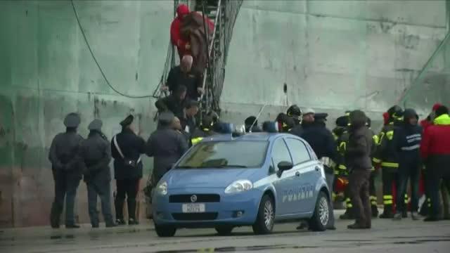 Multiple Deaths in Greek Ferry Fire Video