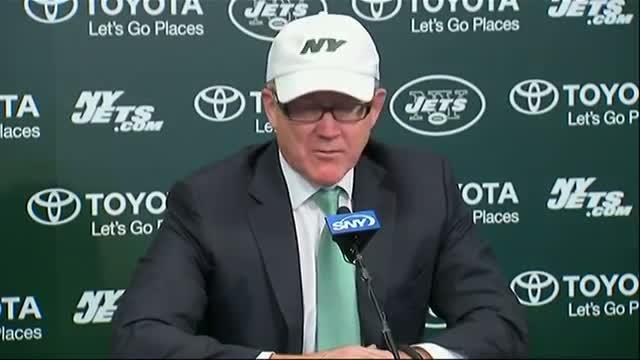 Jets Fire Coach Rex Ryan, GM John Idzik Video