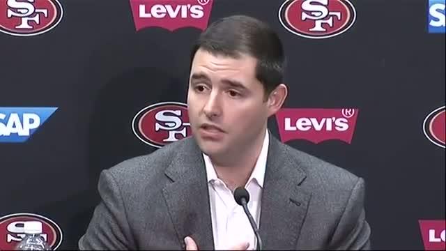 49ers Owner Discusses Team, Harbaugh Split Video