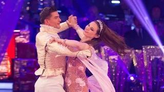 Strictly Come Dancing Christmas Special - Sophie Ellis-Bextor American Smooths to 'White Christmas'