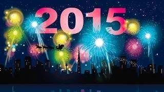 Happy New Year 2015 ! - New Year Greetings & Wishes