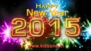 Happy New Year 2015 || Best New Year Animated Wishes and Greetings