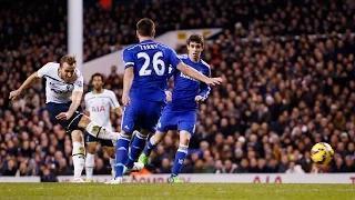 Tottenham vs Chelsea 5:3 All Goals & Highlights | EPL 01.01.2015 HD