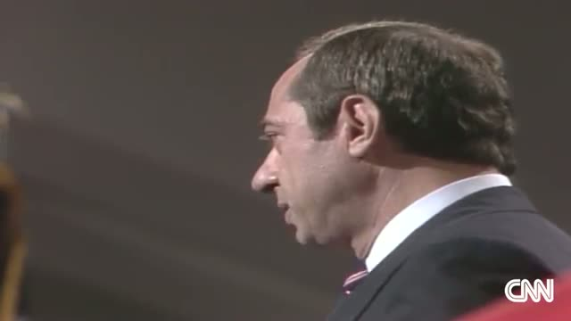 Mario Cuomo's 1984 convention speech video