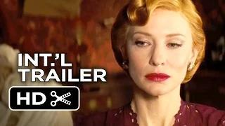 Cinderella Official International Trailer #2 (2015) - Cate Blanchett, Helena Bonham Carter Movie HD (Hollywood Movie Trailer)