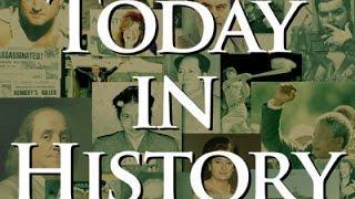 Today in History for January 4th Video