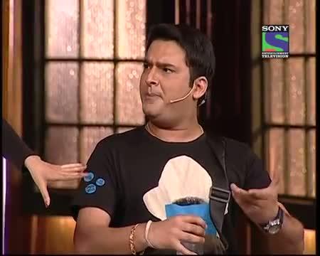 Kapil Sharma gives Exam - Comedy Circus