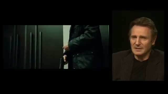 Liam Neeson's Fight Against Time Video