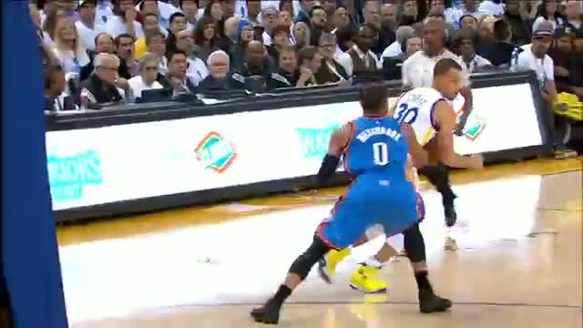 NBA: Steph Curry Dazzles with Some Crisp Dribbling