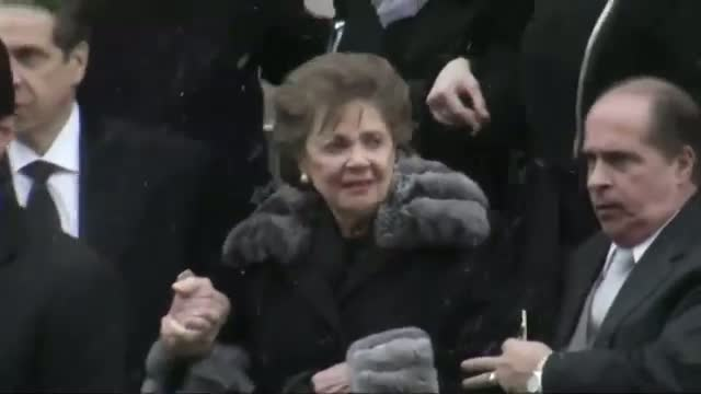 Cuomo Eulogizes Father As Advocate, Crusader Video