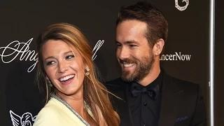Blake Lively Gives Birth To First Child With Ryan Reynolds Video