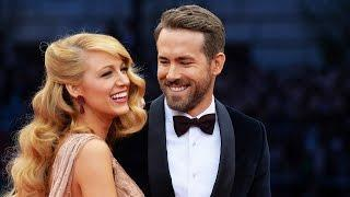 BLAKE LIVELY & RYAN REYNOLDS Are Parents!