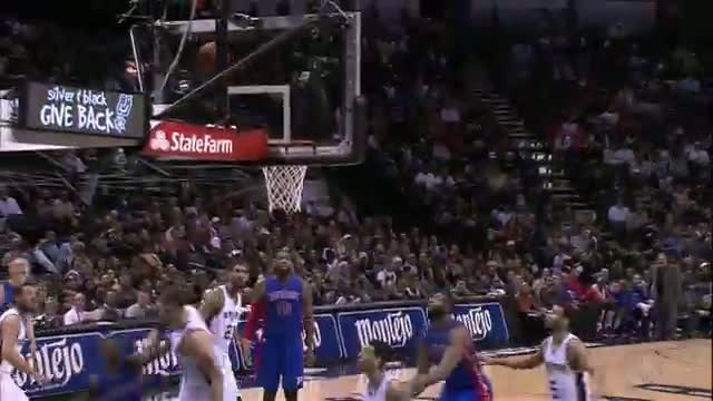 NBA: Andre Drummond Scores Double-Double in Huge Win