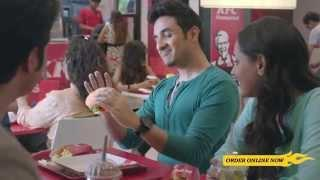 KFC Paneer Zinger Commercial 2014 OLO Version
